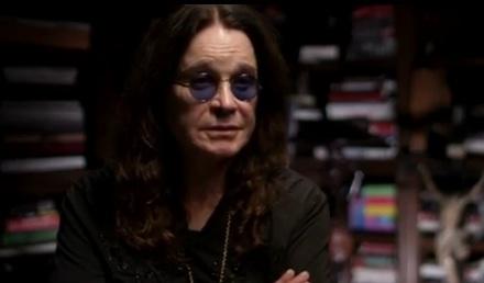 In The Studio With Black Sabbath