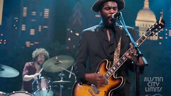 Gary Clark Jr. and Alabama Shakes on Austin City Limits