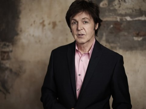 Catching Up with Paul McCartney