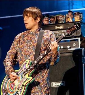 Stone Roses Tour New Zealand and Australia