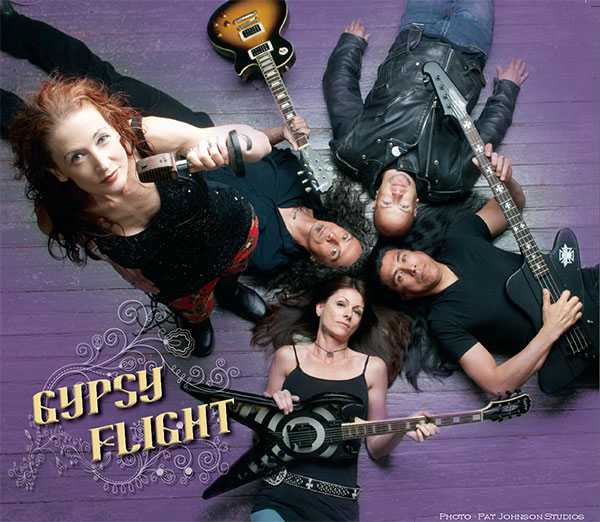Gypsy Flight Set To Release Debut CD