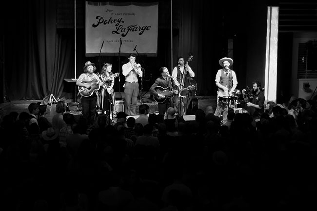 Pokey LaFarge Performs Album Release Show In St. Louis