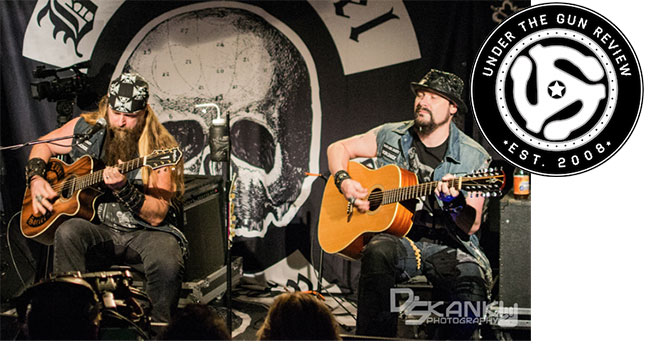 Under The Gun Review Talks To Zakk Wylde