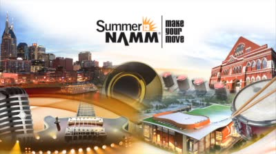 NAMM Comes to Epiphone