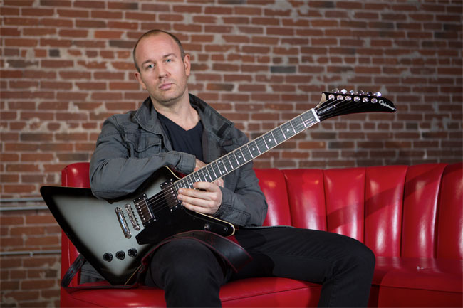 Marc Maron's Guitar Nerdout Session With Brendon Small