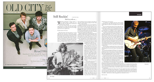 Rick Levy Featured In Old City Life Magazine