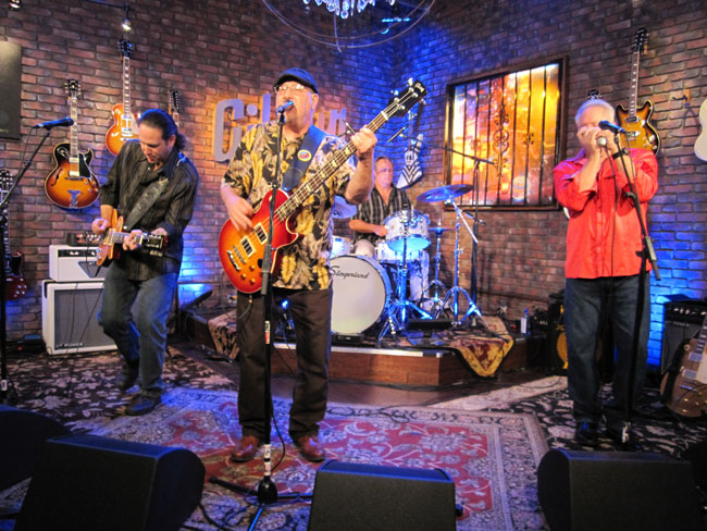 Bad Influence Band Celebrates 25 Years of Blues