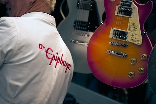 Epiphone at Winter NAMM