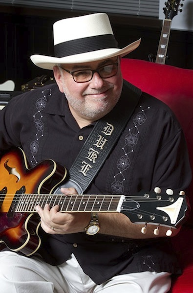 Duke Robillard joins Bob Dylan tour