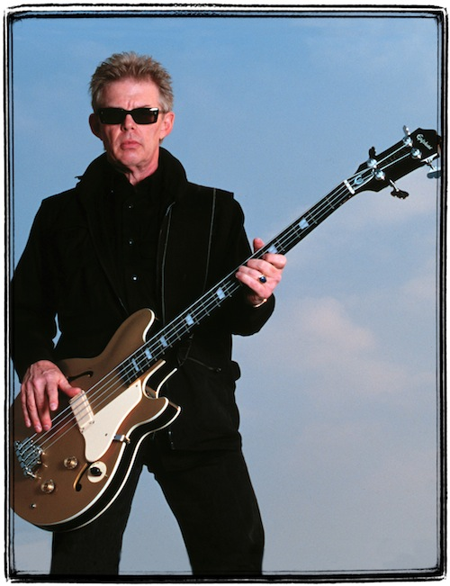 On the Road with Jack Casady
