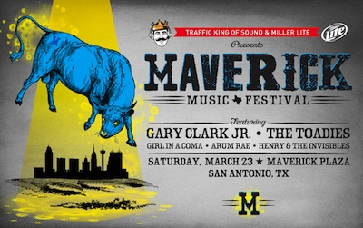 Gary Clark Jr. Headlines Maverick Music Festival