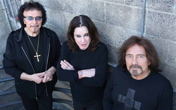 Around the World with Black Sabbath