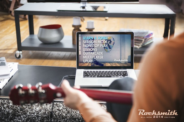 Behind the Scenes of Rocksmith 2014