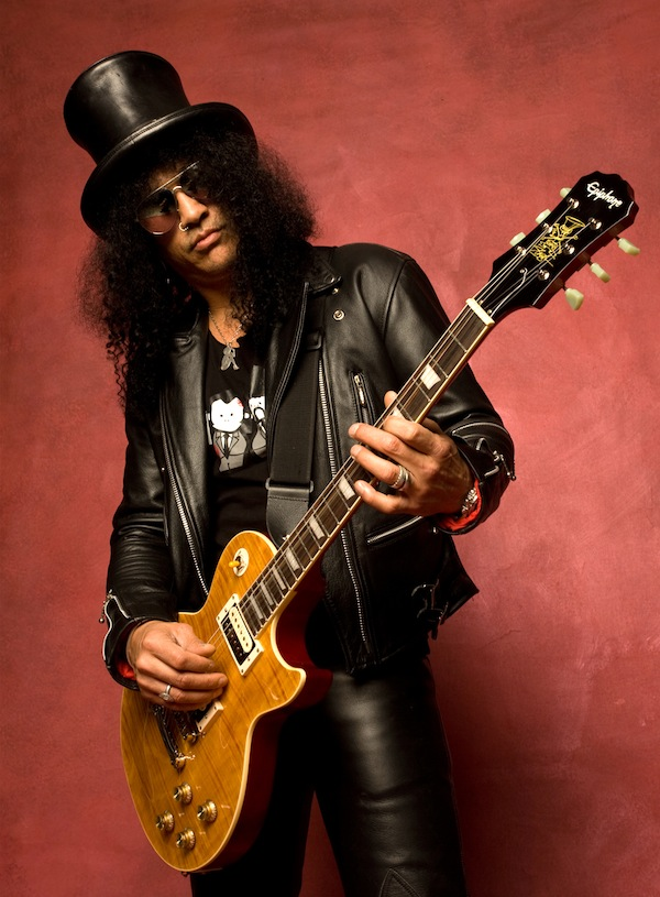 Slash Announces New Album