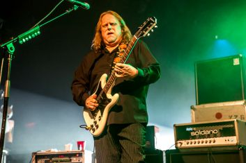 Wilshire On Tour With Warren Haynes