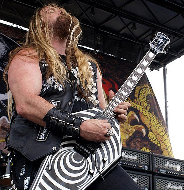 Zakk Wylde Comes to Spookys Empire