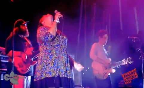 Alabama Shakes Rock the Lowlands