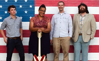 Alabama Shakes Rock the White House