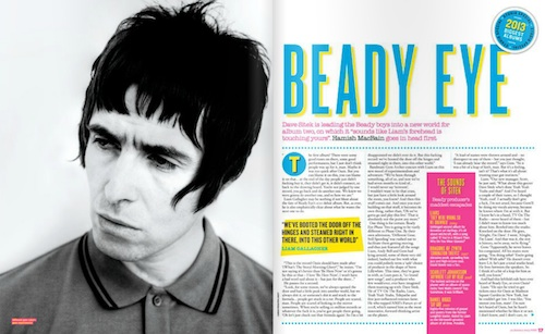 Epiphone Headlines NME