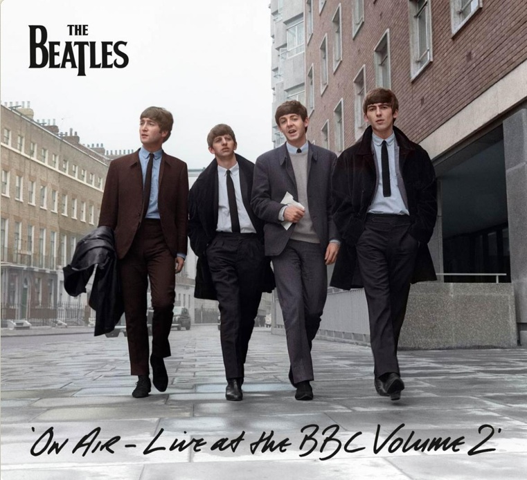 Beatles Release New BBC Collection