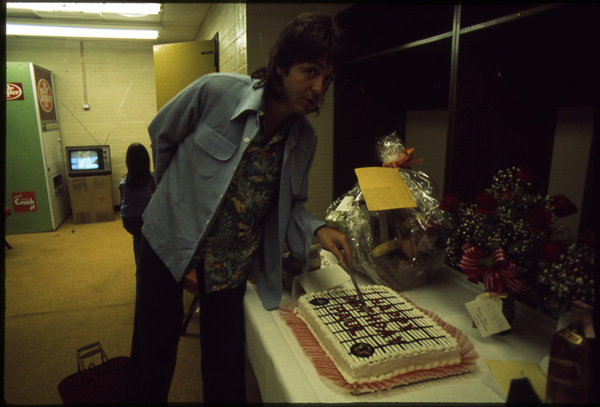Happy Birthday Paul McCartney
