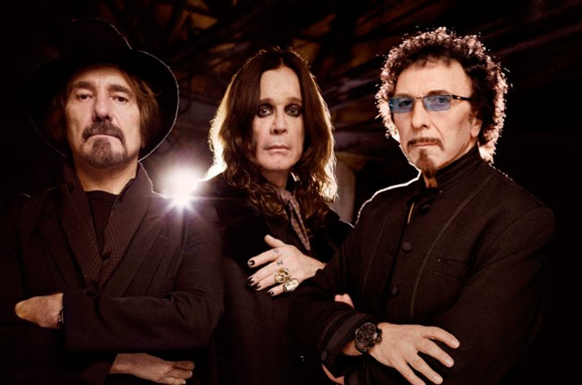 On the Road with Black Sabbath