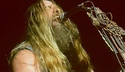 Black Label Society on Gigantour
