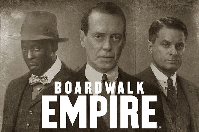 Epiphone On Boardwalk Empire