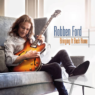 Robben Ford Brings It Home With Epiphone
