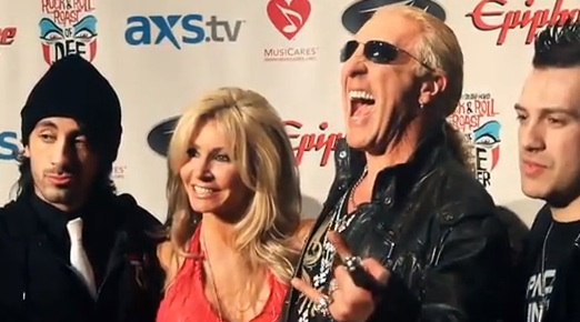 Zakk Wylde and Alice Cooper Roast Dee Snider
