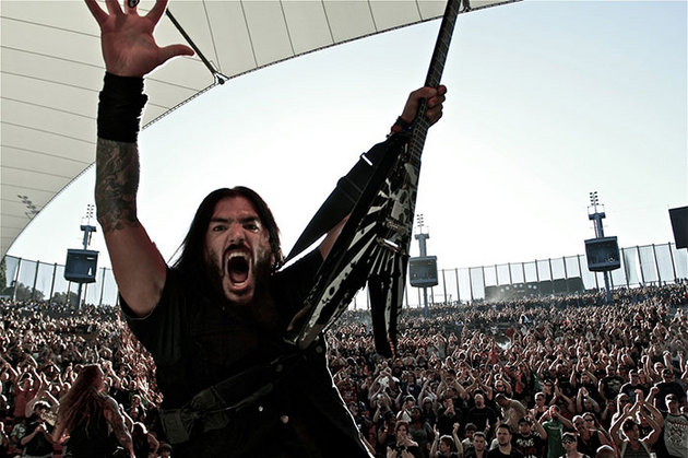 Machine Head Look To Fans for New Bassist