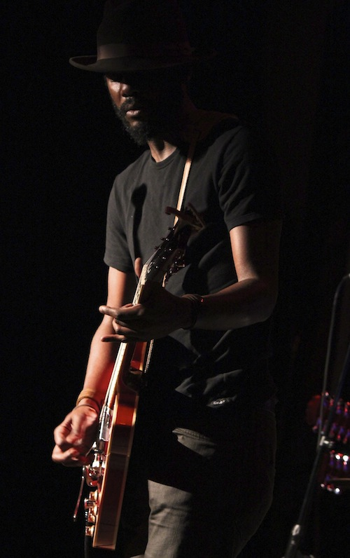 Gary Clark Jr. at the Roxy