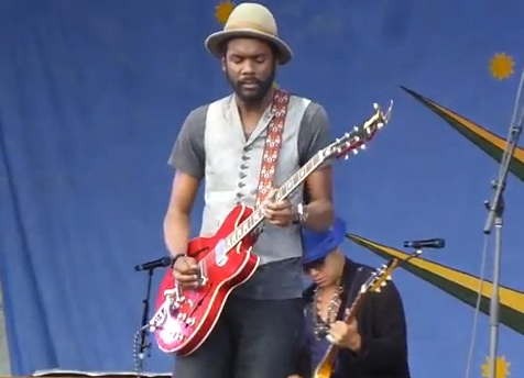 Gary Clark Jr. Live in NOLA