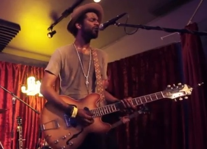 Ain't Messin' Around with Gary Clark Jr.