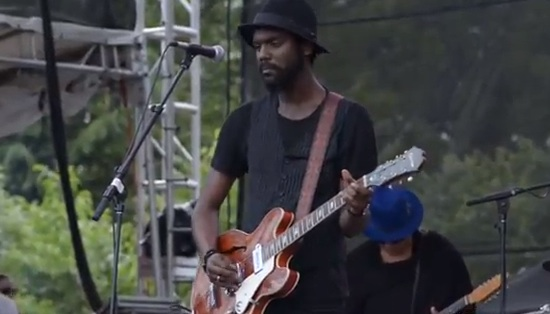 Gary Clark Jr. Rocks the Governors Ball