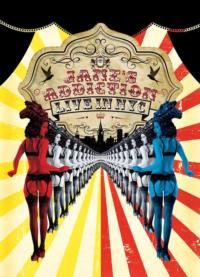 Jane's Addiction Releases Live Album