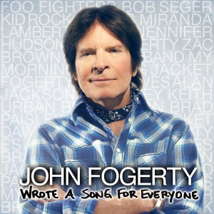 Fogerety Taps Epiphone for All-Star Album