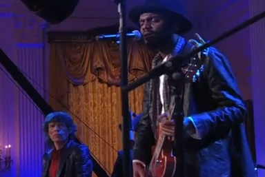 Rolling Stones and Gary Clark Jr. Play Hyde Park