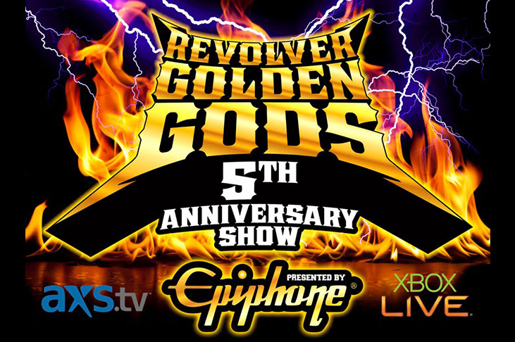 Revolver Golden Gods Awards Sell Out