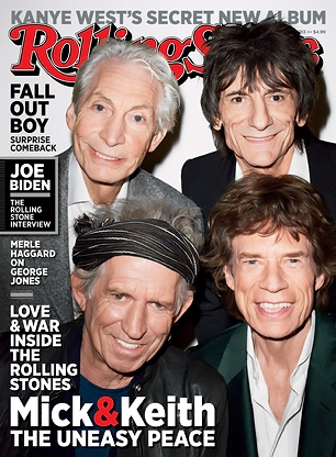War and Peace With the Rolling Stones