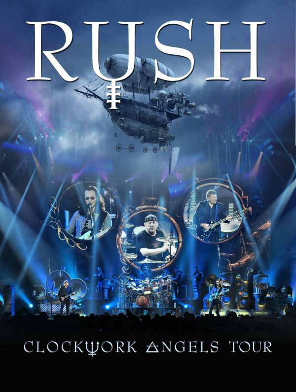 New RUSH Live DVD