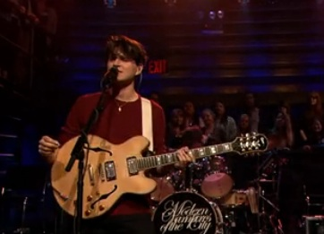Vampire Weekend Take Manhattan
