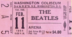 Looking Back on The Beatles First US Concert