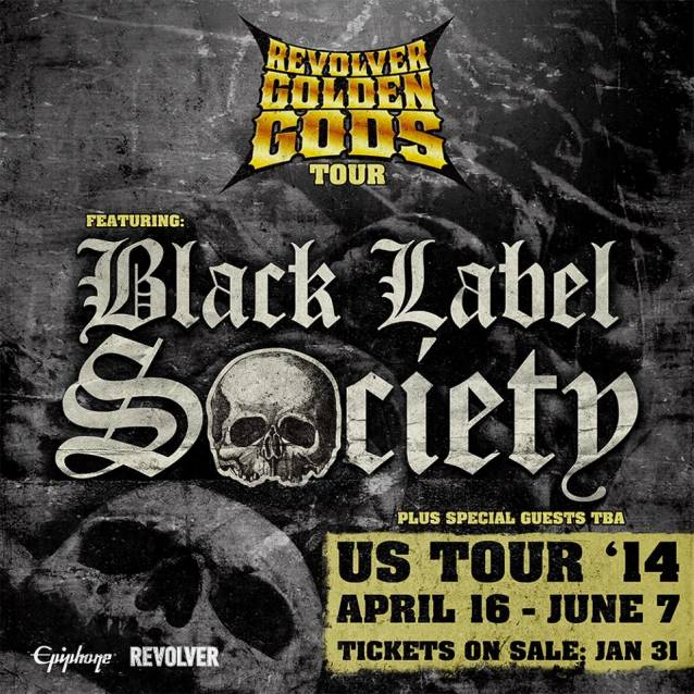 Zakk Wylde headlines Golden Gods Tour