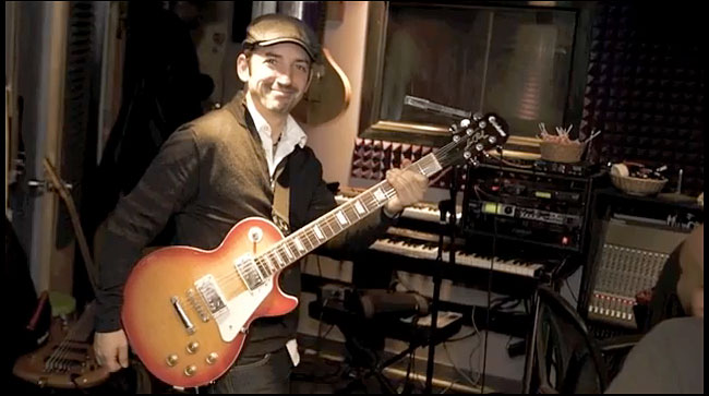 Matt Marshak Begins Work On New Project With Epiphone