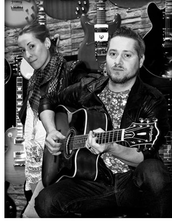 The Epiphone Interview: Small Town Pistols