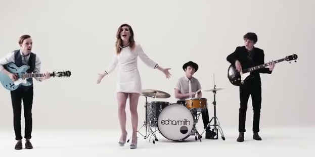 Echosmith VH1's Band Of October