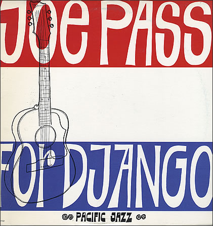 Celebrating Joe Pass' For Django