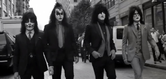 KISS' Secret NYC Show