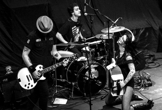 The Mahones Nominated For Sirius XM Indie Award